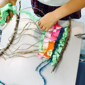 織物体験3