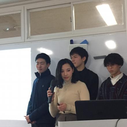 近畿大学のプロジェクト報告会